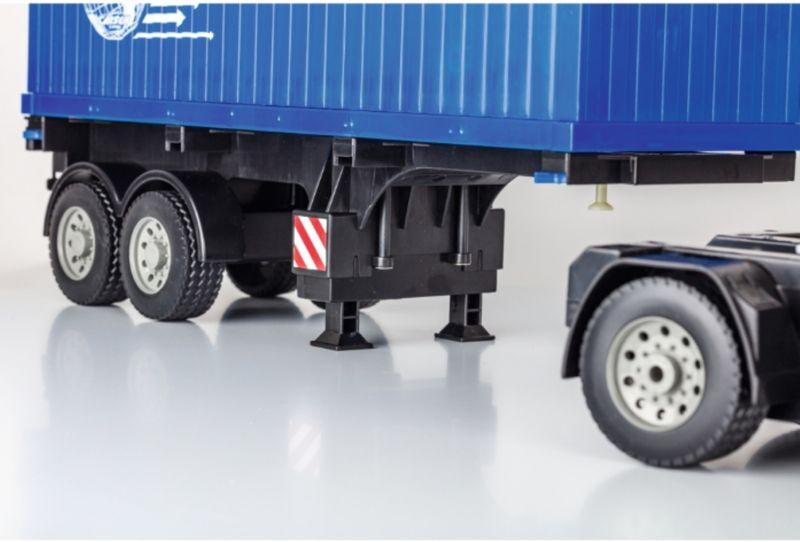 Carson 1:20 Mercedes Arocs mit Container Auflieger 2.4G 100% RTR 500907317 – Bild 4