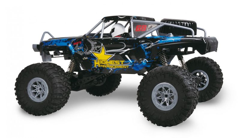 Amewi Double Bridge Crawler brushed 1:10 2,4GHz RTR 22412 – Bild 2