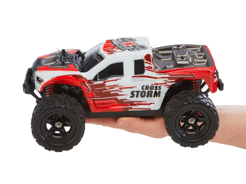 Revell RC Monster Truck 1:18 X-Treme CROSS STORM bis 50 kmh 24830 – Bild 3