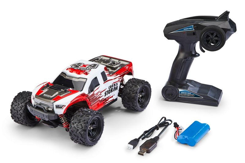 Revell RC Monster Truck 1:18 X-Treme CROSS STORM bis 50 kmh 24830 – Bild 2