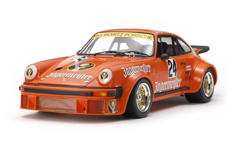 Tamiya 1:12 Porsche 934 Jägermeister Plastik Bausatz 12055 – Bild 2