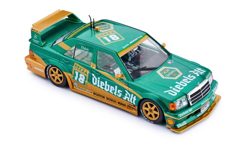 Slot.it 1:32 Mercedes Benz 190E 2.5-16 DTM Zolder 1992 No.18 CA44A – Bild 1