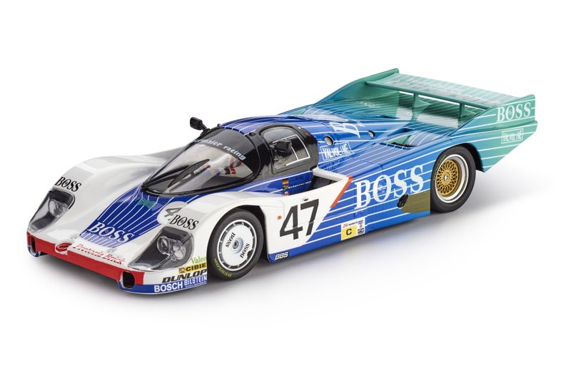 Slot.it 1:32 Porsche 956LH Le Mans 1984 No.47 CA021 – Bild 1