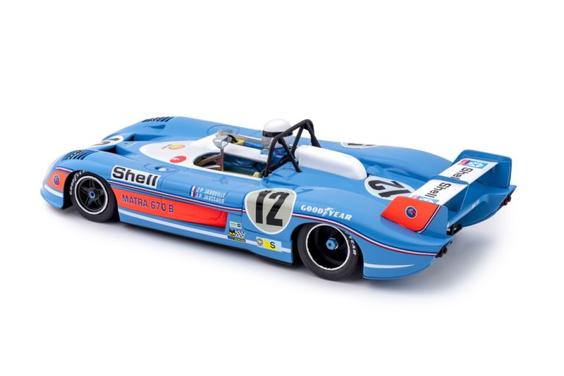 Slot.it 1:32 Matra-Simca 670b 3rd La Mans 1973 CA37B – Bild 3