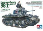 Tamiya 1:35 deutscher Panzerkampfwagen 38(t) Ausf. E/F (1) 35369 001
