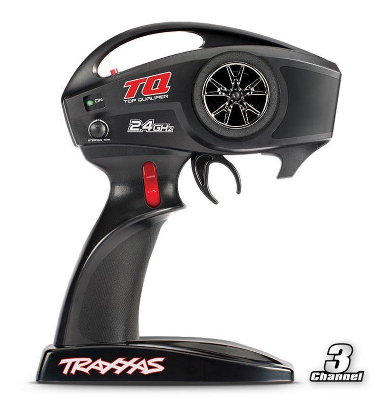 TRAXXAS Slash 1:10 2.4GHz 2WD ROT RTR BRUSHED 58024REDX – Bild 4