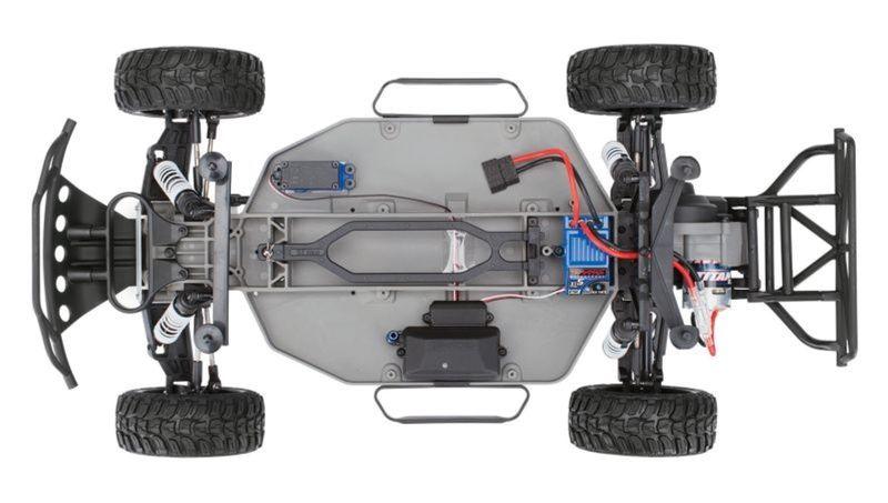 TRAXXAS Slash 1:10 2.4GHz 2WD ROT RTR BRUSHED 58024REDX – Bild 2