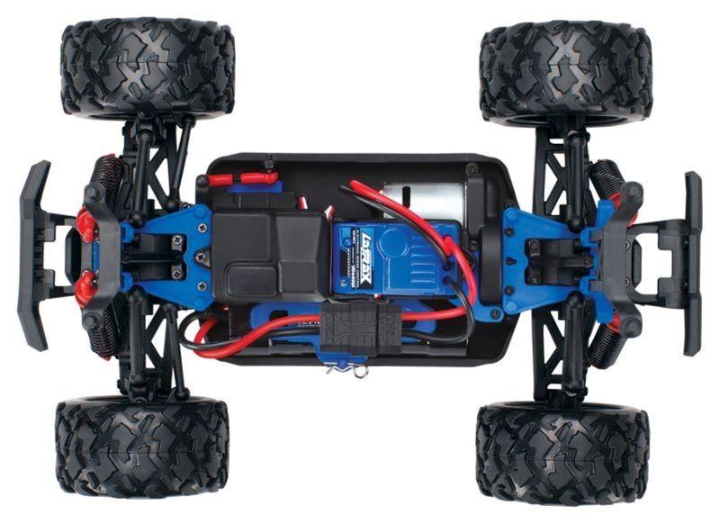 TRAXXAS 1:18 LATRAX TETON 4X4 Orange RTR 4WD Monster Truck 76054-1ORNG – Bild 6