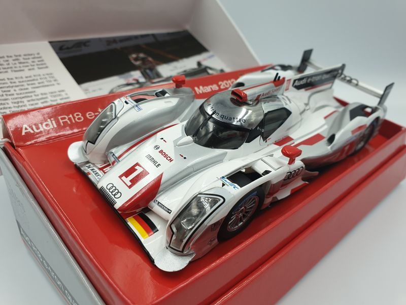 Slot.it 1:32 Audi R18 e-tron quattro Le Mans 2012 No. 1 Limited Edition CW14 – Bild 2