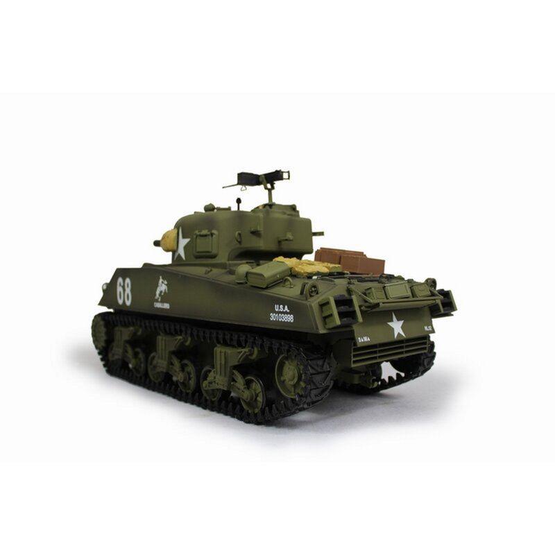 Torro 1/16 RC M4A3 Sherman grün BB 2.4GHz 1116038981  – Bild 5