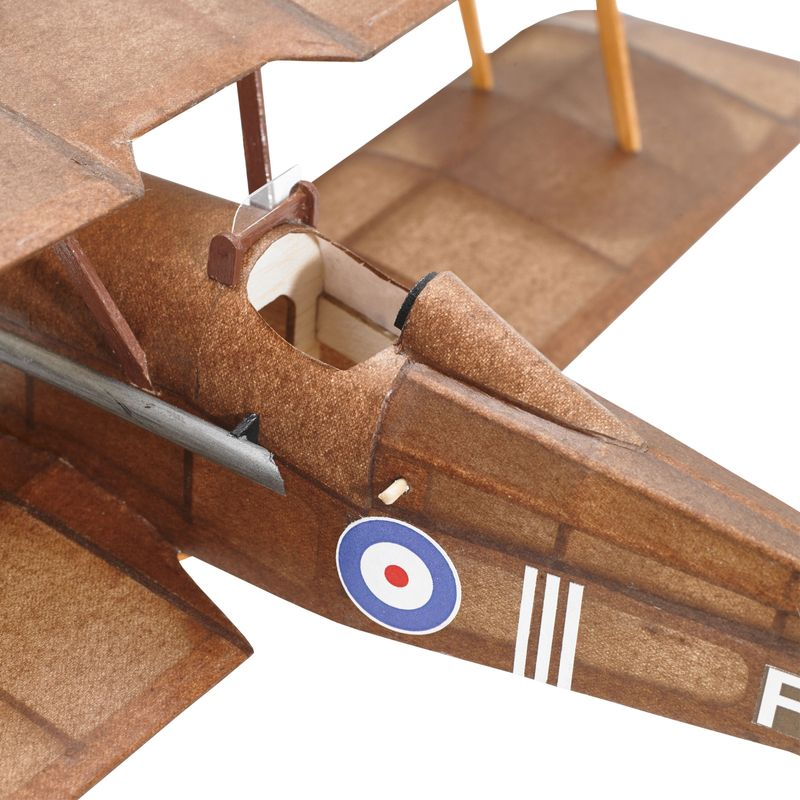 Yuki The Vintage Model Company Royal Aircraft Factory S.E.5a KIT 406mm 179809 – Bild 4
