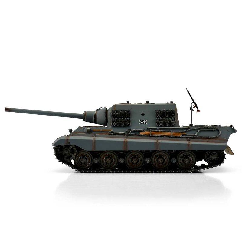 Torro 1/16 RC Jagdtiger grau BB 1/16 1112200785 – Bild 2