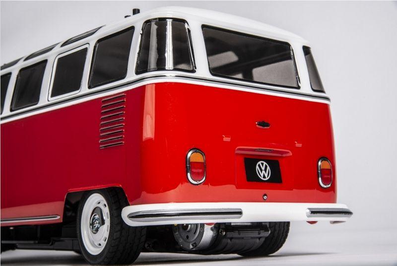 Tamiya 1:10 RC VW Bus T1 Type 2 ferig lackiert (M-06) 47420 Bausatz – Bild 2