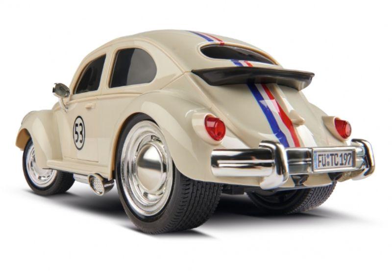 CARSON RC Car 1:14 VW Käfer Rally 53 2.4GHz 100% RTR 500907322 – Bild 2