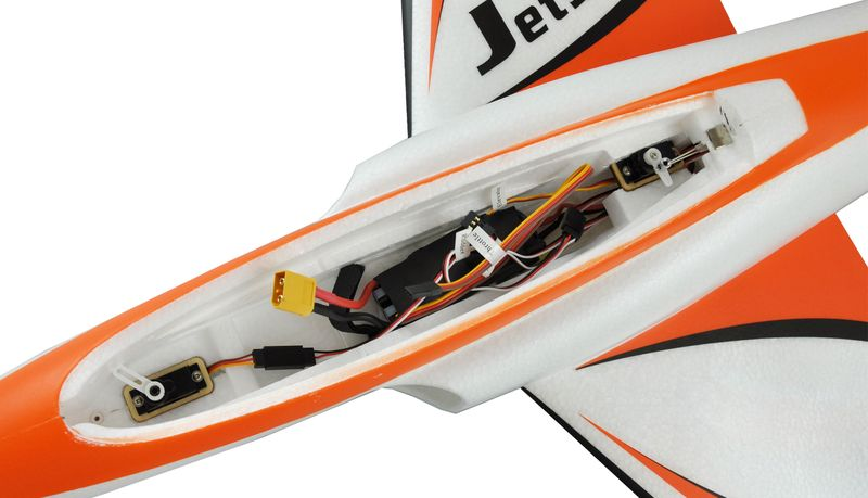Amewi JET STAR V2 800MM BRUSHLESS 65MM EDF, PNP 24079 – Bild 3