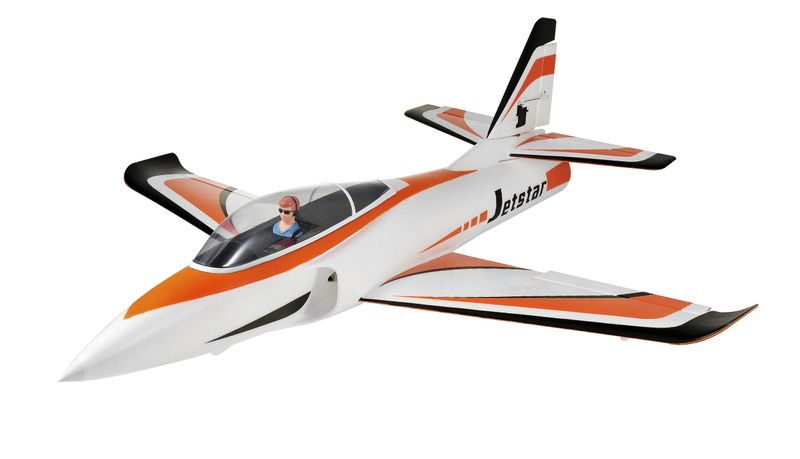 Amewi JET STAR V2 800MM BRUSHLESS 65MM EDF, PNP 24079 – Bild 1