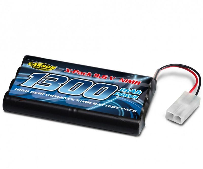 Carson Akku Power Pack 9,6V/1300 mAh NiMH 500608028