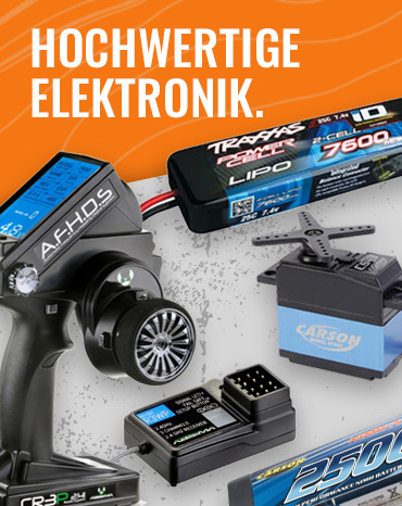 RC Modellbau Elektronik