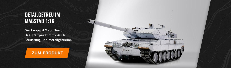 Torro RC Leopard 2