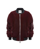 CHALLENGER VELVET BI-COLOR JACKET 001