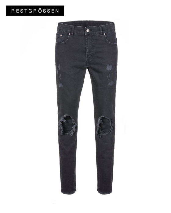 ETERNITY TAPERED FIT JEANS DEEP BLACK