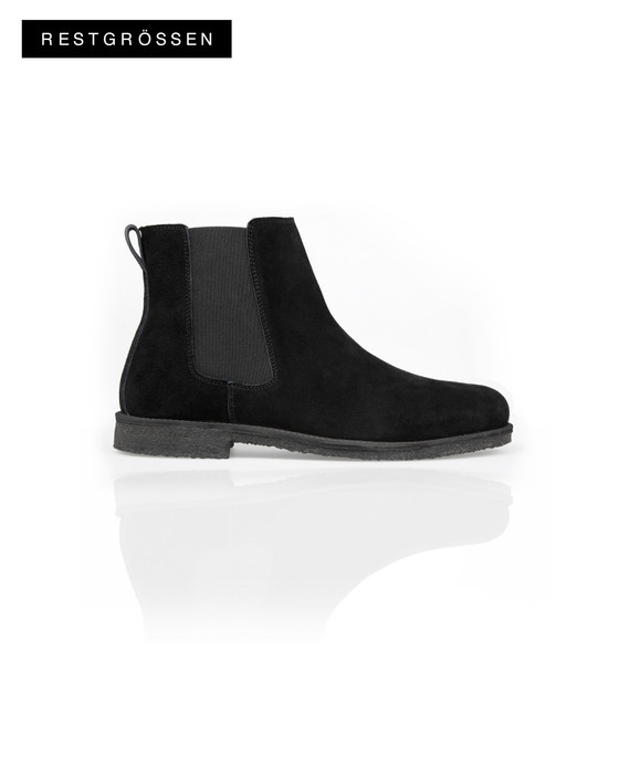 ULTIMATE CHELSEA BOOTS DEEP BLACK – Bild 1