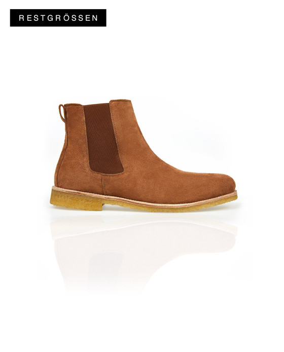 ULTIMATE CHELSEA BOOTS CAMEL