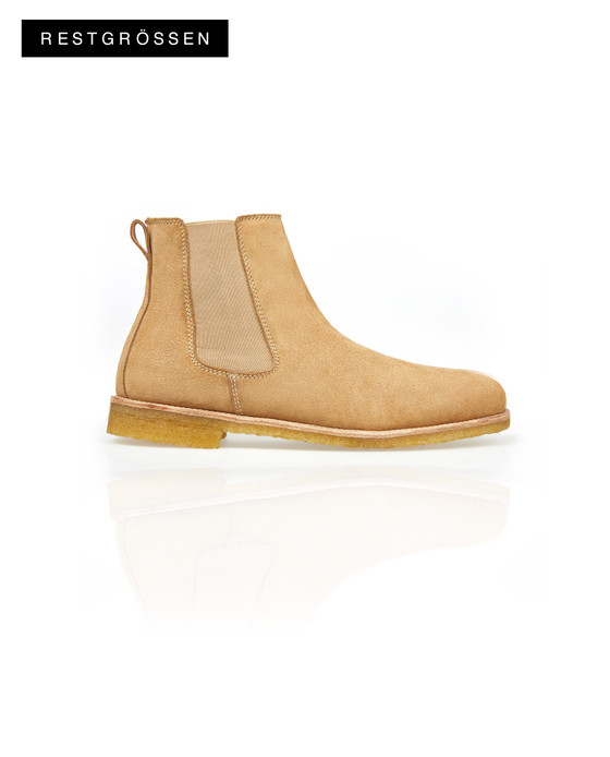 ULTIMATE CHELSEA BOOTS SAND