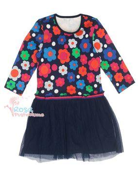 Mim-Pi Kleid Retro Flower
