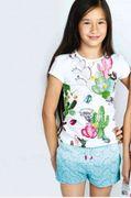 Cakewalk Shirt KOEMI - weiß