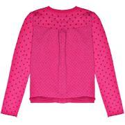 Cakewalk weicher Strick Cardigan PAX little dots - pink