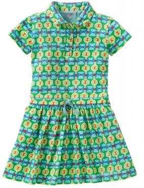 Oilily Kleid TWEENY Retro - green