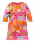 Oilily Kleid Totz all-over pebblestone punto di roma - pink