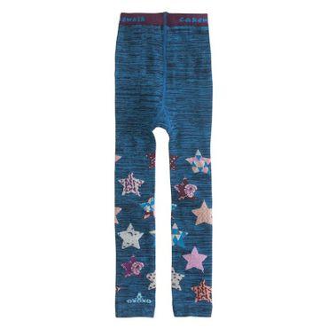 Cakewalk Legging Stars - dark indigo