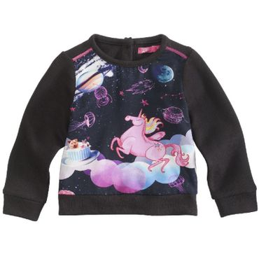 Cakewalk Sweater EINHORN NINSY - Deep Charcoal