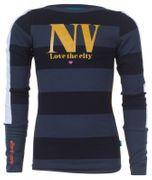 Ninni Vi Langarmshirt LOVE CITY - Black Trifitrofa