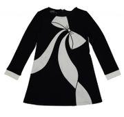 Kate Mack festliches Kleid - schwarz weiss