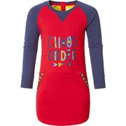 Chaos and Order Kleid JAZZ - rot blau