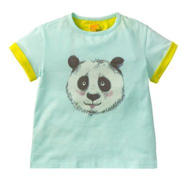 Room Seven Shirt TOTA Panda - Blau