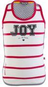 Ninni Vi Tank Top Stripe JOY - Pink