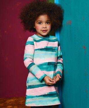 Oilily Kleid HARA Stripe - Pink