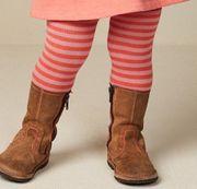 Oilily Strumpfhose MOWGLI Stripe - Pink