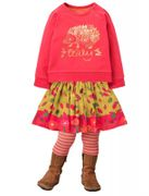 Oilily Sweatshirt TOD Igel - Red