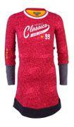 Ninni Vi Kleid im genialen Muster Glocke - Pink