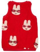 Oilily Kleid DOODOO Alpacas Teddy - Rot