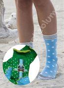 Bonnie Doon Socken Surprise lucky - grün