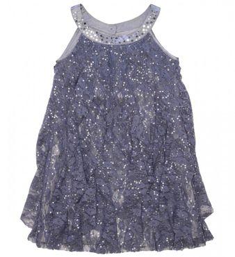Kate Mack festliches Kleid - silver grey