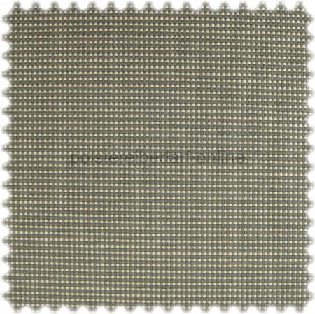 Xtreme Plus Objektstoff Grau/Beige Kariert DIN 4102 B1
