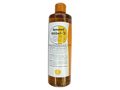 Renuwell Möbel-Öl natura - farblos 500 ml