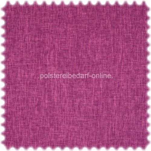 Top Moderner Struktur Möbelstoff Base Uni Violett